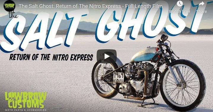 The Salt Ghost: Return of The Nitro Express - Full Length