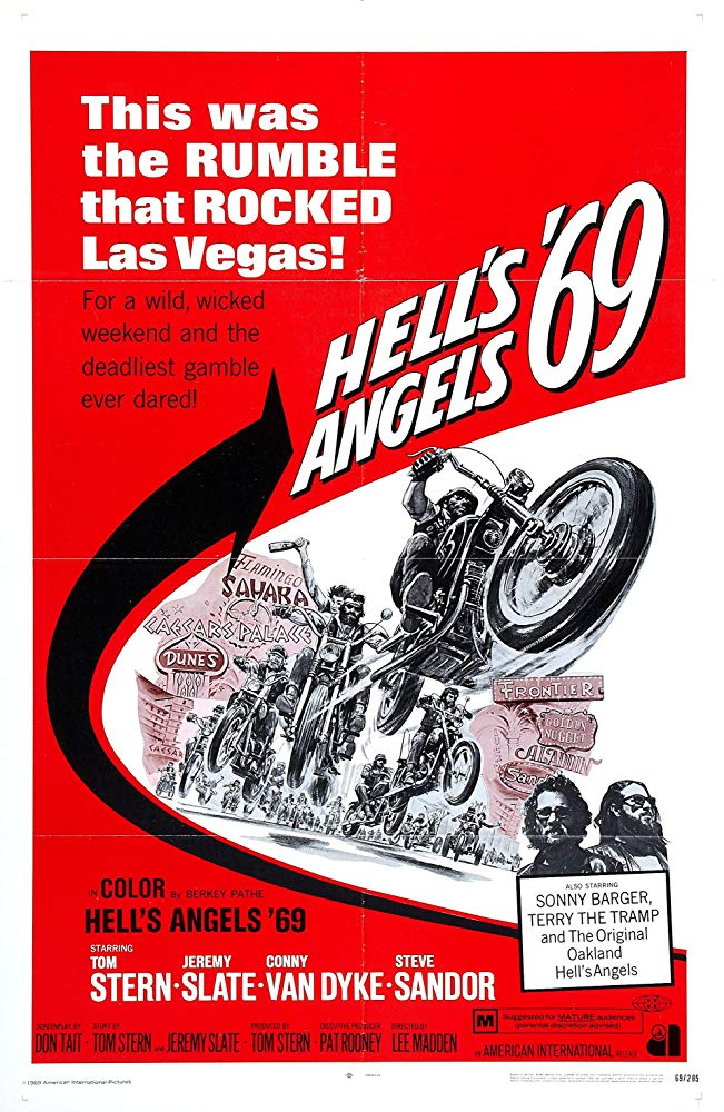 Hells Angels '69 - Full Movie - BikerCalendar events